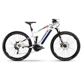 HAIBIKE SDURO FullNine 5.0, white/orange/blue